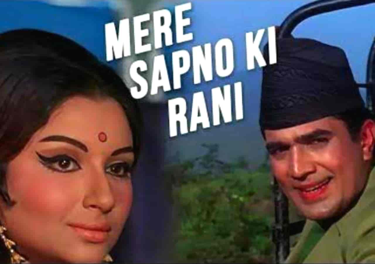 Mere Sapno Ki Rani Hindi Love Song Lyrics, Sung By Kishor Kumar
