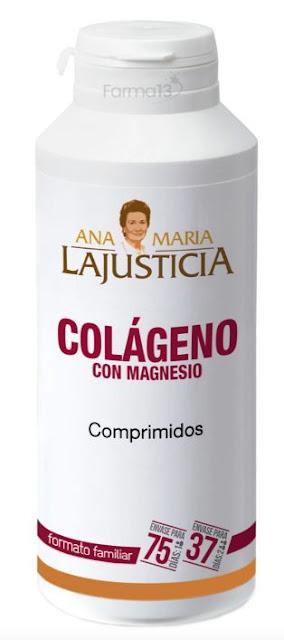 Ana Maria La Justicia Colágeno Con Magnesio