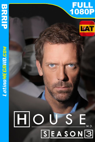House, M.D. (Serie de TV) Temporada 3 (2006) Latino HD FULL 1080P ()