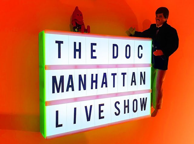 The DocManhattan Live Show, tipo