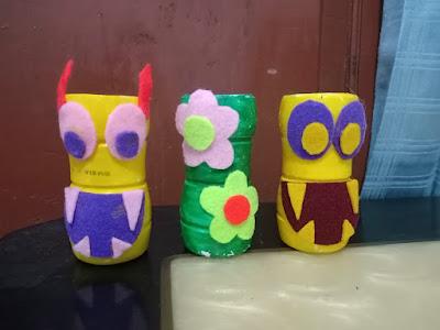 craft-botol-bekas