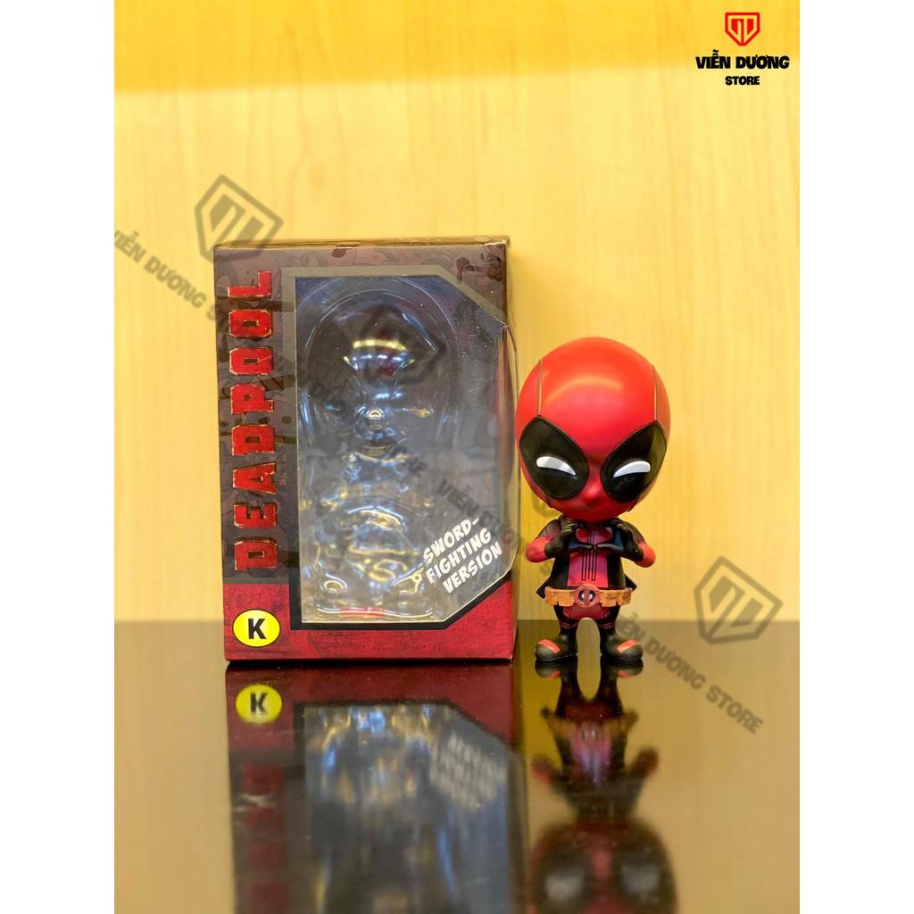 Mô hình Cosbaby Spider-man