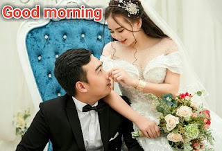 Romantic Good Morning Images for Lovely Couples