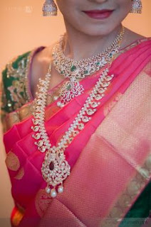 Designer Blouse for Diwali