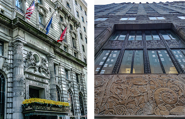 arquitetura de Midtown, Nova York