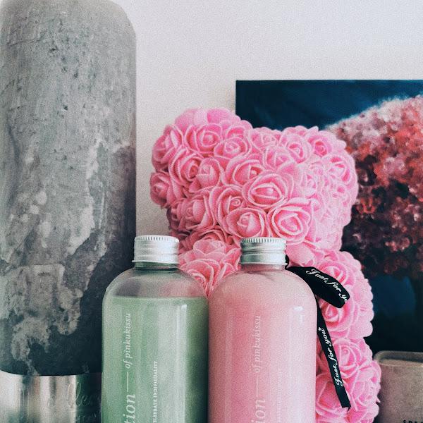 Function of beauty šampoon ja palsam - tehtud vastavalt sinu tellimusele