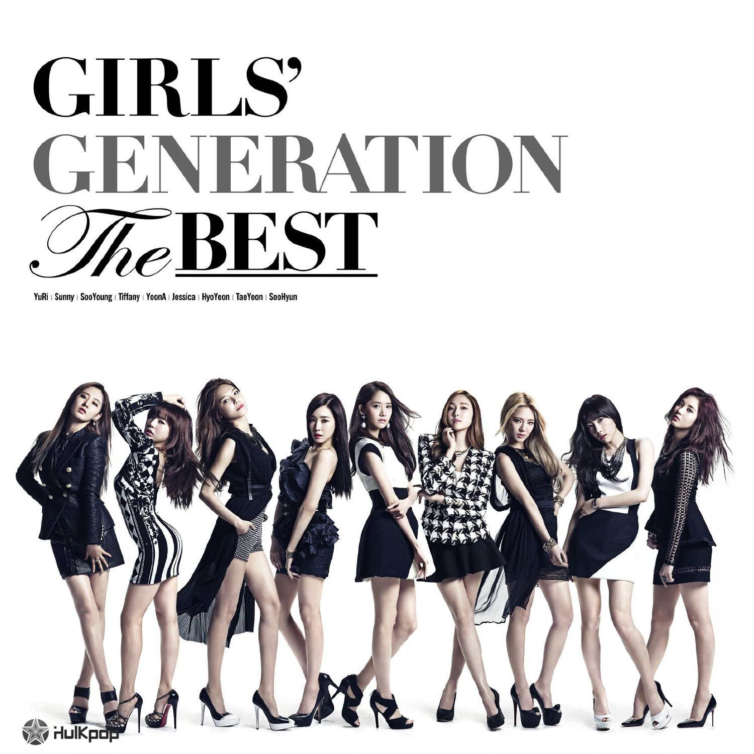 Girls' Generation – The Best (Japanese) (FLAC + ITUNES PLUS AAC M4A)