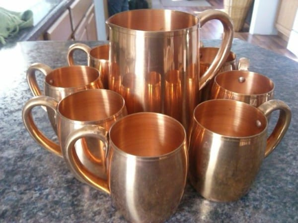 No One Knew That That Drinking From Copper Can Do This To Your Body, It's Fascinating