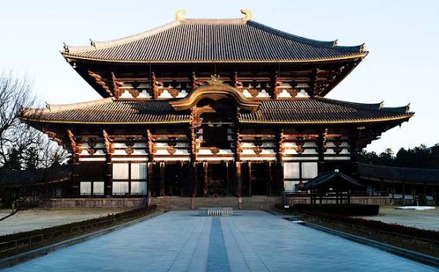 Serunya Wisata Sejarah Kota Nara Jepang