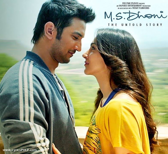 Jab Tak MS Dhoni Lyrics - ARMAAN MALIK - MS Dhoni