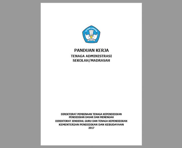 Contoh Format Administrasi Sekolah Dan Madrasah Terbaru