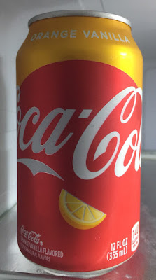 Orange Vanilla Coca-Cola