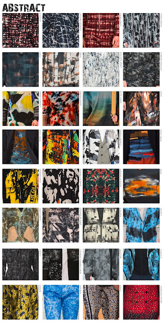 Textile Candy, www.textilecandy.blogspot.co.uk, www.textilecandy.com, Autumn/Winter 2016. A/W16, AW2016, Menswear, mens fashion, fashion trend, trend prediction, Menswear trend, print trend, textile trends, textile design, print design, graphic design, abstract print, brushstroke trend, painterly, mark making, abstract fashion