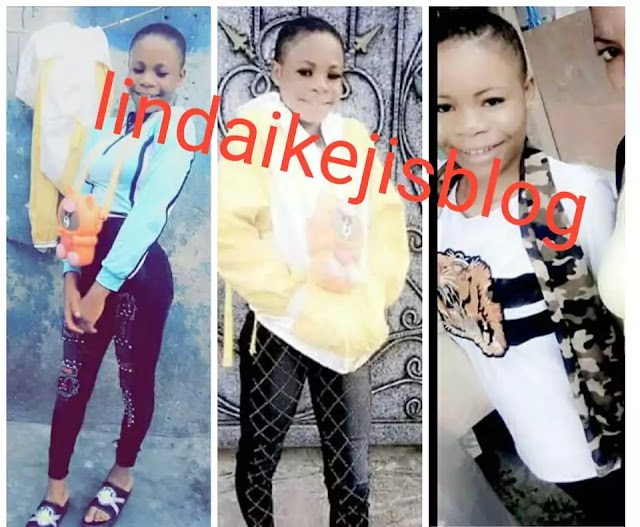 Lady bled to death after a friend used blade on her. (Photos)