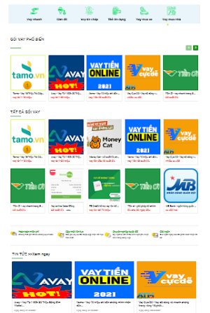 Website tài chính accesstrade