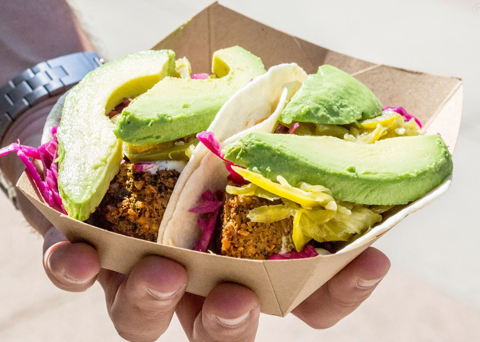 Jan 28 | Falasophy is Opening in 4th Street Market - Free Tacos For First 100 Guests!