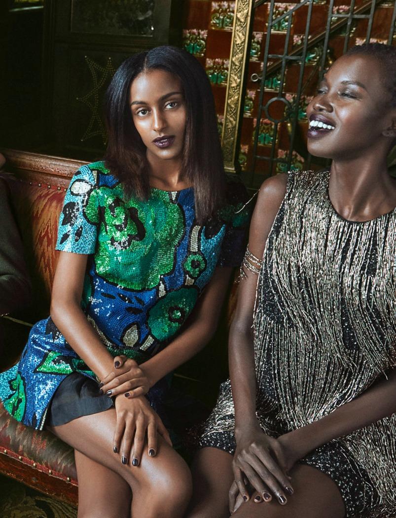 Harper's Bazaar Fall Fashion 1,001 New Looks September 2015 FREE SHIPPING