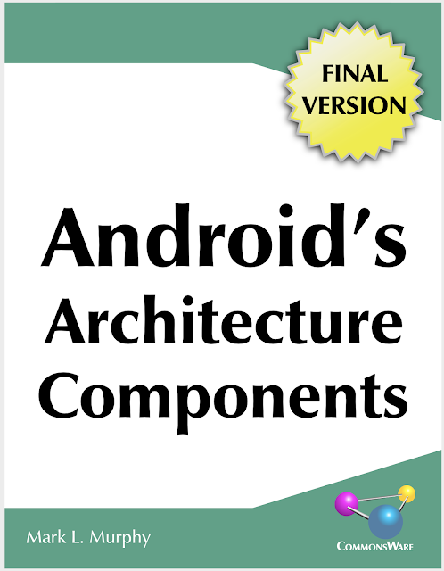 Androids Architecture Components