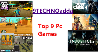 Top 9 all time popular pc games. Full download link with installation instructions.