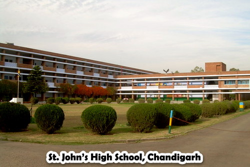 St. John's High School, Chandigarh