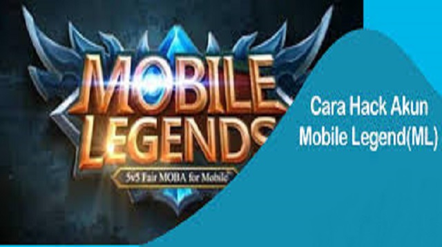 Cara Hack Akun Mobile Legends