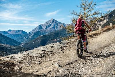 Blog mit Biketouren und Tests