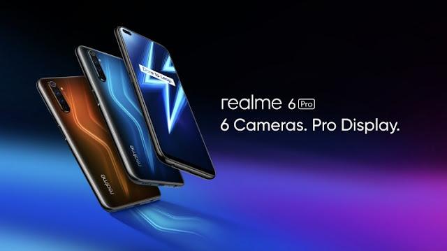 gadgets and widgets, realme 6 pro, realme 6 pro colours, realme