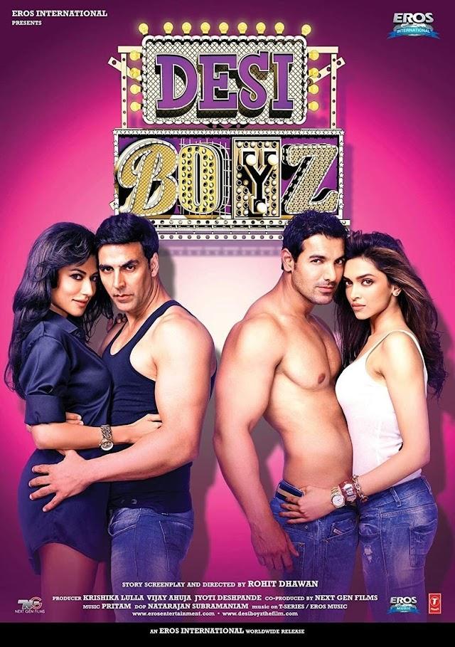Desi Boyz 2011 x264 720p BluRay Hindi THE GOPI SAHI