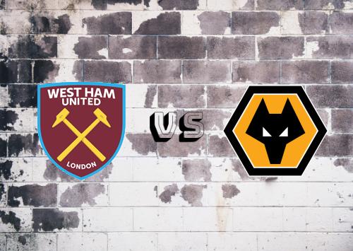 West Ham United vs Wolverhampton Wanderers  Resumen
