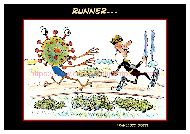 Coronavirus e runner