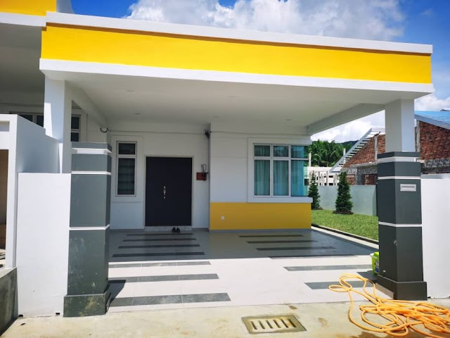 SALE / RM249K / NEW DEVELOPMENT TAMAN DESA PUTERI @ BAHAU (TYPE A)
