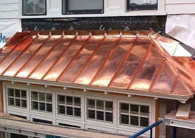 Yuk Kenali 8 Jenis Atap Rumah Metal Berikut, Cekidot!