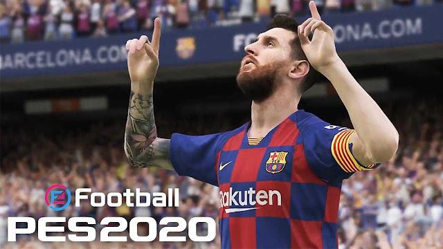تحميل لعبة بيس 2020 النسخة الديمو بالشرح المفصل والدقيق
