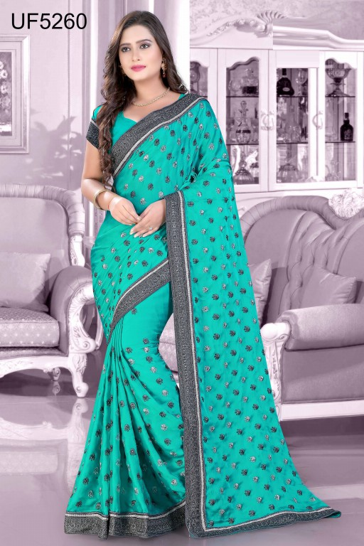UF 354 – Latest New Heavy Collection Designer Saree