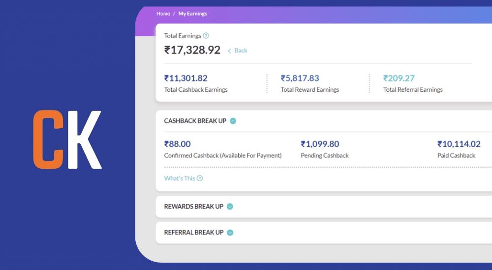 Cashkaro App India Shopping Cashback Offers