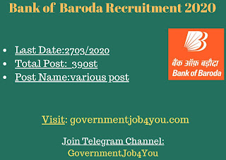 bank of baroda vacancy 2020,bank of baroda vacancy 2020,bank of baroda po recruitment 2020,bank of baroda recruitment 2020, bob, bob notifications, bob vacancy, bob job, bank of baroda careers, bob career, bank of baroda recruitment, bob recruitment, bank of baroda job vacancy, bank of baroda apply online, bank of baroda current openings, Bank of Baroda IT Recruitment 2020