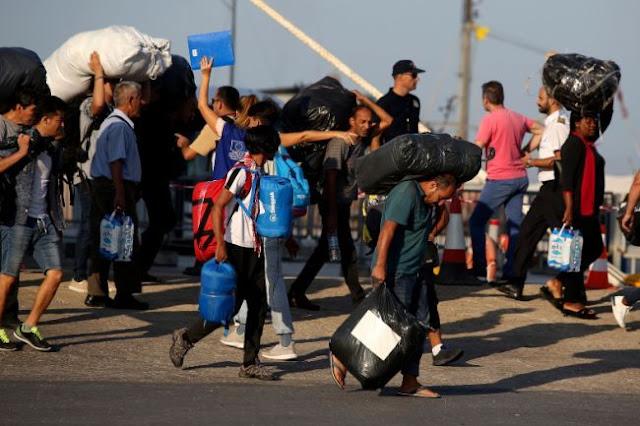 Ρεκόρ με 832 αφίξεις λαθρομεταναστών το τελευταίο 48ωρο