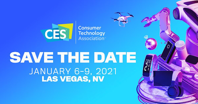 CES 2021 in-person show cancelled, will be held online