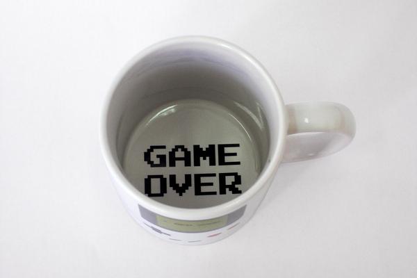 Game Boy Inspired Coffee Mug