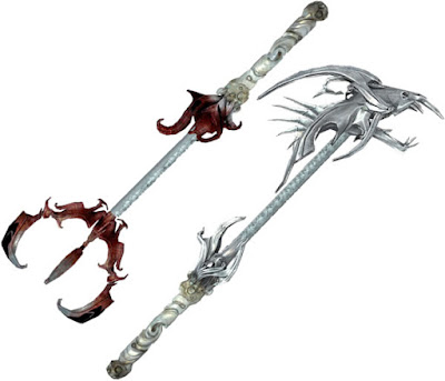 Devil May Cry DMC Armas