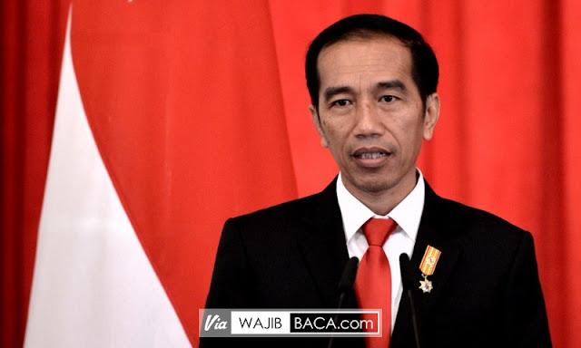 Presiden Jokowi Dengan Tenang Tanggapi Tenaga Kerja Asing Asal China Yang Ada Di Indonesia, Hanya 21 Ribu, Tuturnya..