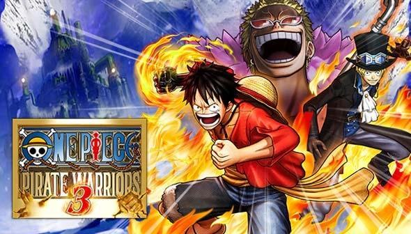 DOWNLOAND one piece pirate warrior 3 in μTORRENT PC