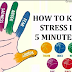 It Takes 5 Minutes to Relieve Stress And Fatigue With This Japanese Technique