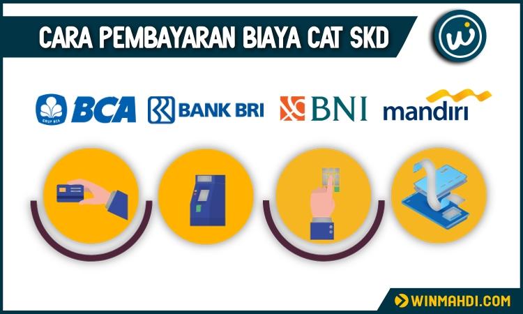 Cara Pembayaran Biaya CAT SKD Dikdin