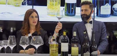 calici vino degustazione vdglass skyline