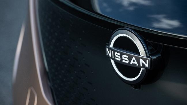 Novo logotipo da Nissan no SUV elétrico Ariya/Reprodução