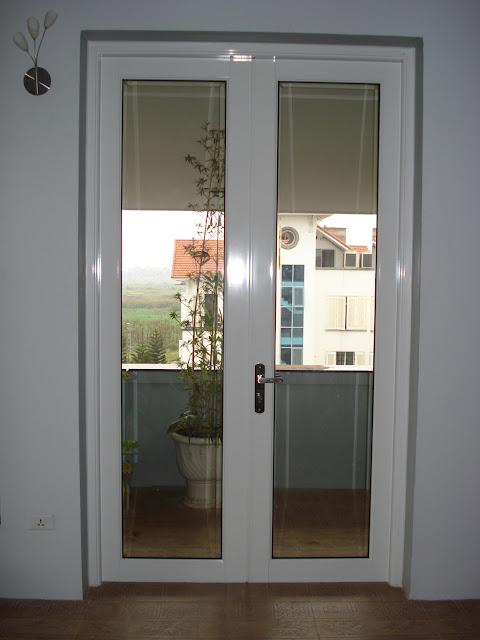 cửa nhôm kính đẹp - mẫu thiết kế số 12