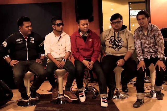 Pentaboys, Grup Acapella asal Indonesia