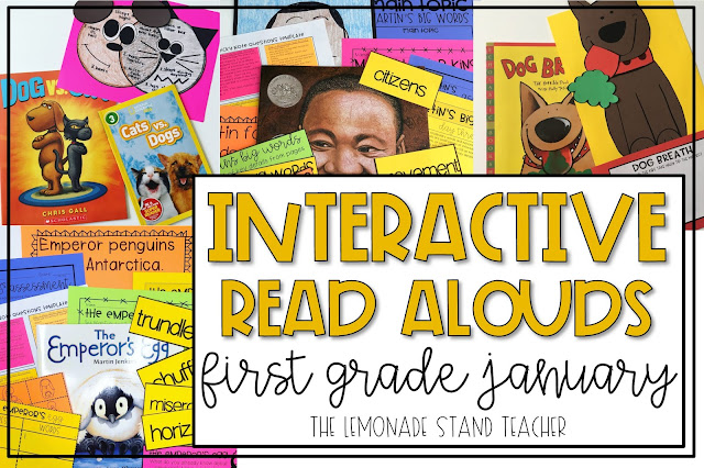 anuary interactive read aloud