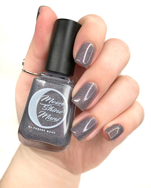 Moon Shine Mani Pretty Woman 25 Sweetpeas